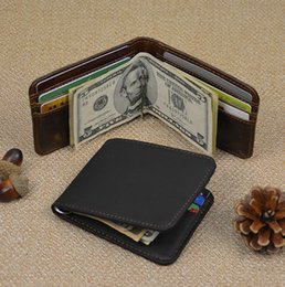 $enCountryForm.capitalKeyWord Canada - Selling Europe and the United States retro leather US dollars chuck layer of leather mini wallet men crazy horse pickup