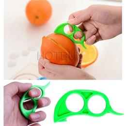 Orange peeler slicer online shopping - Orange Peelers Zesters Opener Practical Lemon Fruit Slicer Fruit Stripper Opener Fruit Vegetable Cooking Tools