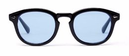 Chinese  Moscot muti-color tinted sunglasses UV400 protection Star-style pure-plank goggles unisex with original packing cheap wholesale price manufacturers