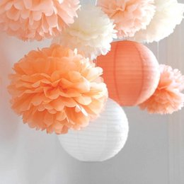 Large Paper Flowers Decorative Canada Best Selling Large Paper