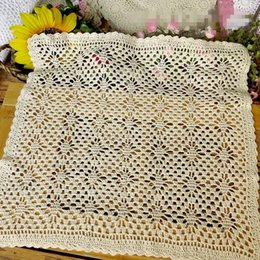 Tablecloth crochet patterns nz buy new tablecloth crochet patterns new crochet pattern delicate crochet table cover handmade tablecloth for home decor sofa cover table topper size color options dt1010fo