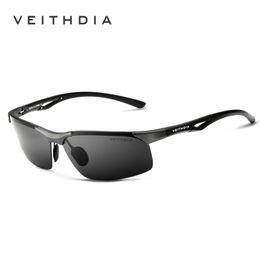 Veithdia sunglasses polarized online shopping - VEITHDIA Brand Polarized Sunglasses for men Driving glasses Accessories Glasses Eyewear Aluminum Magnesium Alloy Frame