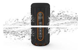 $enCountryForm.capitalKeyWord Canada - New Outdoor Bike Subwoofer Bluetooth Speaker Waterproof Wireless 6600mAh Powerful Portable Speakers With Card limited sale