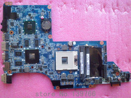 motherboards hp dv7 Australia - 630980-001 board for HP pavilion DV7 DV7-4000 series laptop motherboard with intel DDR3 hm55 chipset HD6550 1G