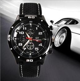 $enCountryForm.capitalKeyWord UK - 2017 Fashion GT Watch Grand Touring F1 Men sports watch luxurysport man military watches Silicone Strap Quartz WristWatch watchband hot
