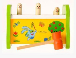 $enCountryForm.capitalKeyWord Canada - Wooden Toy Learning Educational Developmental Kids Gifts Percussion Pound Tap Beat Knock Table Early