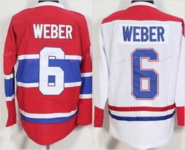 $enCountryForm.capitalKeyWord Canada - 2017 Ice Hockey 6 Shea Weber Canadiens Jerseys Montreal Red White Color Shea Weber Jersey Men Fashion All Stitched Top Quality On Sale