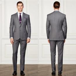 Discount Cheap Light Grey Suits Men   2017 Cheap Light Grey Suits ...