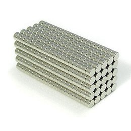 $enCountryForm.capitalKeyWord Australia - Wholesale - In Stock 500pcs Strong Round NdFeB Magnets Dia 5x4mm N35 Rare Earth Neodymium Permanent Craft DIY Magnet Free shipping