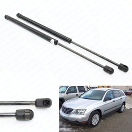 chevrolet trunk Canada - for 2005-2009 Chevrolet Cobalt FOR Pontiac G5 2pcs set car Rear Trunk Auto Gas Spring Struts Prop Lift Support Fits