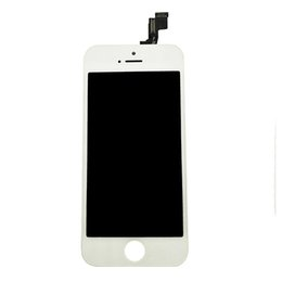 Lcd screen iphone5 online shopping - For iPhone5 iPhone5s iPhone5c LCD Display Touch Screen Digitizer Full Assembly Replacement Parts Black and White