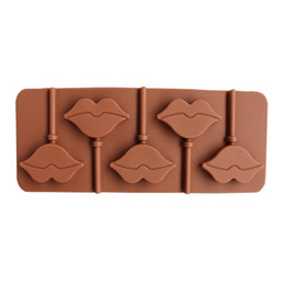 Aomily 55 Holes Heart Shaped 3d Silicon Chocolate Jelly Candy Cake Bakeware Mold Diy Pastry Bar Ice Block Soap Mould Baking Tool Baking & Pastry Tools