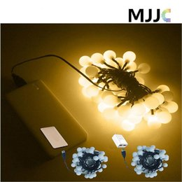 $enCountryForm.capitalKeyWord Canada - Led Globe String Lights USB Charging Waterproof 5m 50 Led Warm White cool white RGB Lights,Perfect for Christmas Wedding Bedroom Party