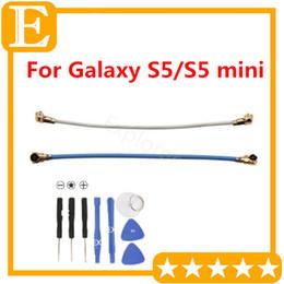 $enCountryForm.capitalKeyWord NZ - Original Antenna Signal Wire Flex Cable Ribbon Replacement Part For Samsung Galaxy S5 mini G800 VS S5 G900A G900T G900F G900H G900M G9008