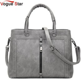 $enCountryForm.capitalKeyWord Canada - Vogue Star 2016 New Women Bag Good PU women leather handbag Women shoulder bag Messenger Bags Ladies Casual tote for lady LS238