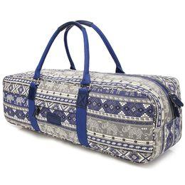 Supporto per portaborse da palestra con supporto per borse da palestra sportivo con tote e tappetini in tela stampata per grandi formati