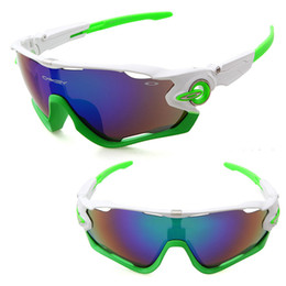 Chinese  Jawbreaker Road Bike Goggles Eyes Protector Sports Sunglasses Outdoor Bicycle Glasses UV400 Cycling Eyewear Goggles Stretch Frame 20PCS manufacturers