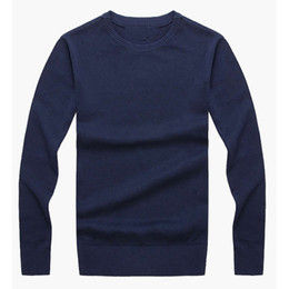 1d83819da9b16 Wholesale new high quality pullover men men sweaters Brand sweater Slim  Jumpers pullover jerseys men O