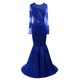 Good eveninG dresses online shopping - Jewel New Designer high neckline long sleeves Homecoming Dress good quality Bridesmaid evening dress party dress Prom gown