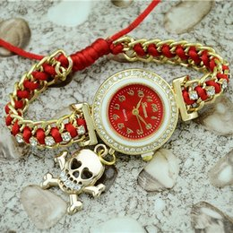 $enCountryForm.capitalKeyWord Canada - Women Bracelet Watch Geneva Rhinestone Watches cheap Braided Wristwatch Ladies lady dress watch Wristwatches fashion Accessories 2016 Gifts