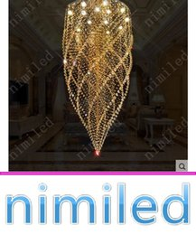 $enCountryForm.capitalKeyWord Canada - nimi1013 Dia 60-100cm Duplex Villa Chandelier Penthouse Staircase Long Hotel Lobby Crystal Pendant Lamp Creative Works Living Room Lights