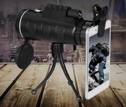 Take picTures online shopping - 40X60 High Power HD Monocular Telescope Outdoor Weak Light Night Vision Can Take Pictures Telescope