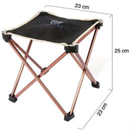 $enCountryForm.capitalKeyWord Canada - aotu AT6727 Outdoor Foldable Folding Fishing Picnic BBQ Garden Chair Tool Square Camping Stool 7075 Aluminium Alloy Hot Sale