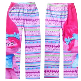 Lycra Pantalones Para Niñas Baratos-Pantalon Legging Pantalon Leggings Pantalon Pantalon Legged Cartoon Pantalones Niños Pantalon Legged Pantalon Legged Cotton Lycra 6-10 años de edad