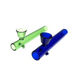 oil burner concentrate UK - Hot design cute glass bongs oil burner concentrate hand pipe vapor accessories for smoking daily use