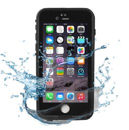 Designs For Iphone Cases Canada - Newest Waterproof Phone Cases for Iphone 6 6s 6plus 6s plus Unique Design New Arrival
