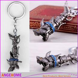 $enCountryForm.capitalKeyWord Canada - League of Legendes Jinx cannon LOL Keychain Metal Key Rings For Gift Key chain Jewelry for car