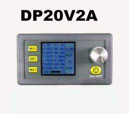 $enCountryForm.capitalKeyWord Canada - hot sell DP20V2A Multi-function Digital Power DC power supply module integrated voltage meter Step-down current tester Voltmeter