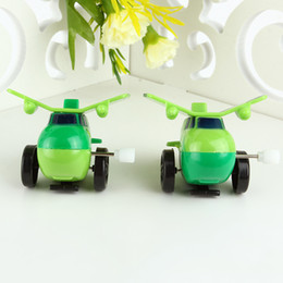 say toys Australia - High quality plastic clockwork toys on chain Creative military says small aircraft manufacturers selling toys for children