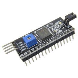 Toptan satış IIC / I2C / TWI Seri Arayüz Kartı Modülü Arduino 1602 LCD Ekran B00146 BARD