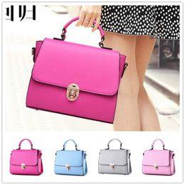 583b59ca7ab0 Brand new wave of female bag buckle small fragrant wind fashion shoulder  Messenger packet BAG38