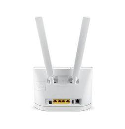 Beyaz renk 5dbi 2 adet 4G LTE anten huawei b593 B890 B315 B310 B880 sma konnektörü ile