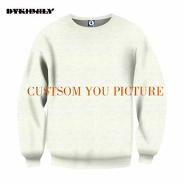 Best Hoodie Printed Canada - Wholesale- Dykhmily Fashion 3d Full Print  Sweatshirt Hoodies Men women 6288f9d6ad45