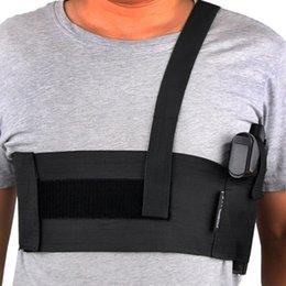 Deep Concealment Schulter Holster Tactical Unterarm Pistolenhalfter für alle Pistolen