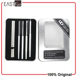 $enCountryForm.capitalKeyWord Australia - Wholesale- Original UD Coil Jig tool kit All in one set 4 hexagonal shape sticks with 4 different diameter screw heads for ajusting coil