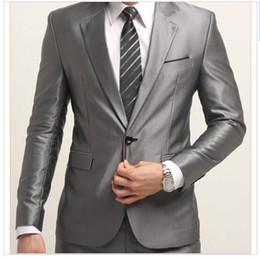 $enCountryForm.capitalKeyWord Canada - 2016 Free Shipping Brand Fashion Bridegroon Men's Business Suits set Blazer Slim Custom Fit Tuxedo Jackets+Pants