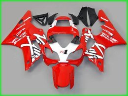 99 98 Yamaha R1 Fairing Red NZ - Customized Fairing kit for YAMAHA YZFR1 98 99 red white YZF R1 1998 1999 YZF1000 yzfr1 Injection mold Fairings set