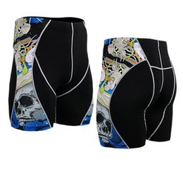 $enCountryForm.capitalKeyWord UK - Wholesale-Running Surfing Base Layer Shorts Tights Bodybuilding Compression Fitness Breathable Quick Dry