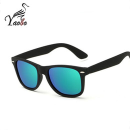 fd5e5930032 Discount geek glasses - Yaobo Classic 2140 Sunglasses Men Women Brand  Polarized Sun Glass Polarized lens
