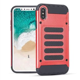 cover for piano 2019 - Hybrid Armor Piano TPU PC Hard Case For Iphone X iphone 8 plus Samsung Galaxy note 8 S8 PLUS Two Layer Cover B