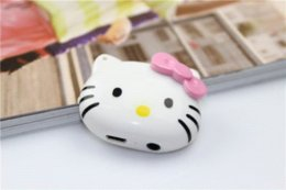 Player Clip Canada - Mini Clip kitty Mp3 Player With TF Card Slot Electronic Products Fashion High Quality sports plastic mini MP3