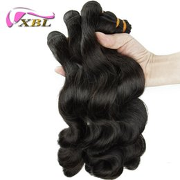 GuanGzhou factories online shopping - Guangzhou Top Quality Factory Price Pieces Loose Wave Human Hair Weaving Loose Wave Human Hair