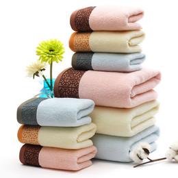 luxury cotton bath towel sets 3pcs set toallas algodon 1pc bath towel brand 2pcs face towels bathroom towel sets inexpensive luxury towel sets