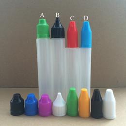 $enCountryForm.capitalKeyWord Australia - Soft Style PE Bottles 15m 30ml Plastic Dropper Bottle with Child Proof Cap Pen Style E Cigarette E liquid Juice Bottle