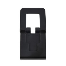 Dome camera mounts online shopping - Black TV Clip Bracket Adjustable Mount Holder Stand For Sony Playstation PS3 Move Controller Eye Camera