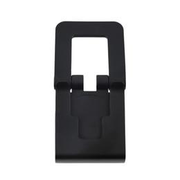 Black TV Clip Support Support de montage réglable Stand pour Sony Playstation 3 PS3 déplacer Contrôleur Eye caméra en gros en Solde